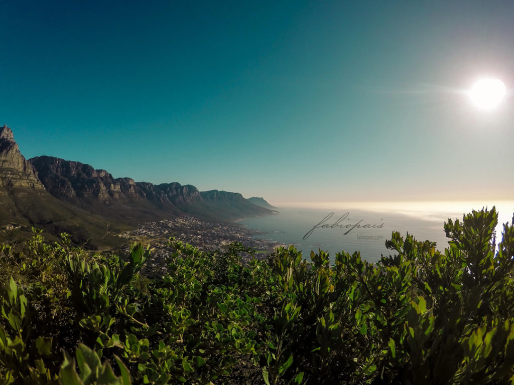 Camps Bay Sunset Cape Town