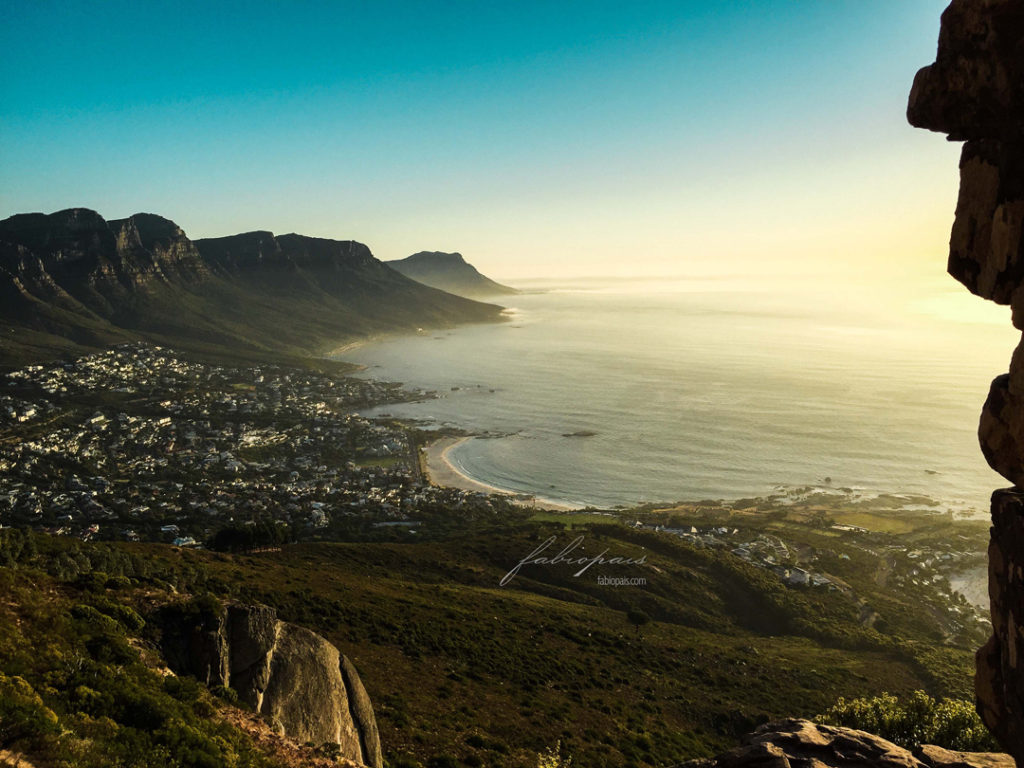 Twelve Apostles Cape Town