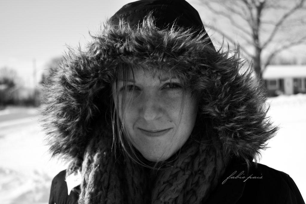 Snow Portrait Kingston
