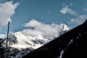 Aguille Vert Chamonix