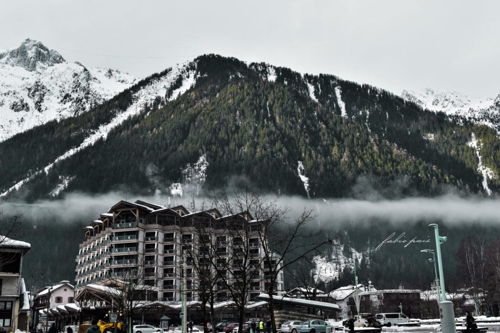 Chamonix Centre France